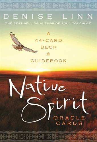 Native Spirit Oracle Cards Guidebook product image