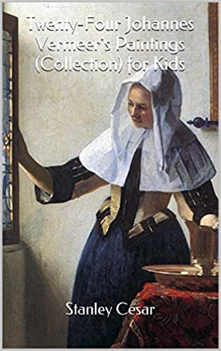 Twenty-Four Johannes Vermeer's Paintings (Collection) for