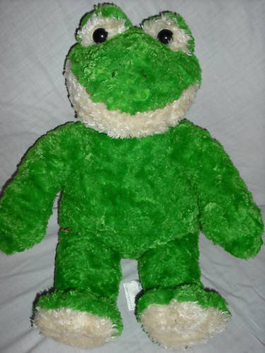 - Build a Bear Frog (Approx. 17
