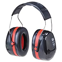 3M Peltor Optime 105 Over-The-Head Earmuffs H10A