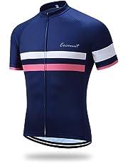 6bf90ac0d Coconut Ropamo Mens Short Sleeve Cycling Jersey Mountain Bike MTB Shirt  Biking Cycle Tops Racing