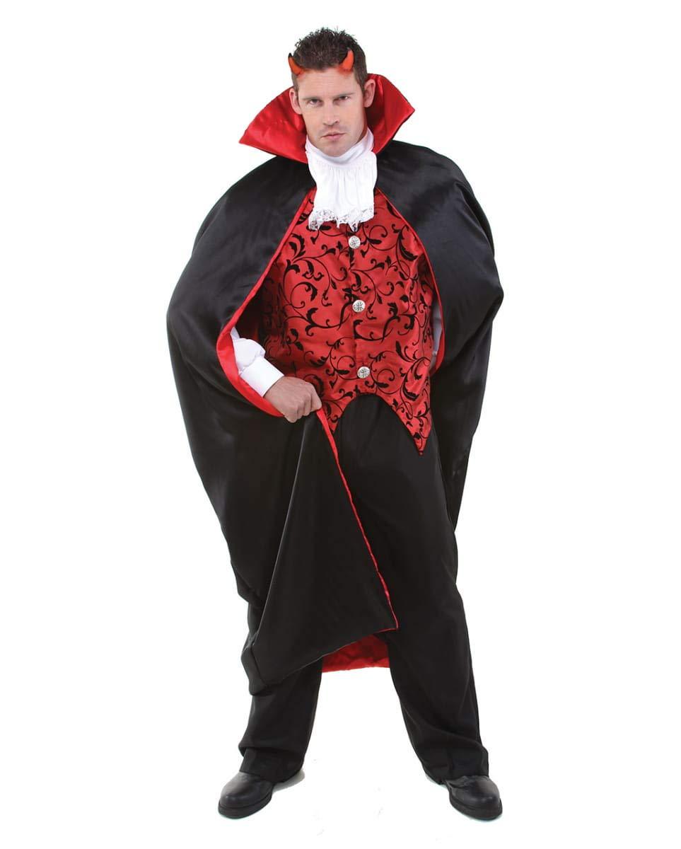Horror-Shop Lord Devil Luzifer Teufel Kostüm für für für Herren an Halloween   One Größe e18ae5
