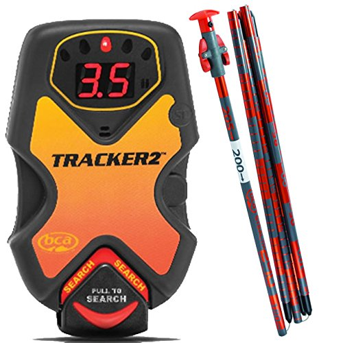 (BCA Tracker 2 Avalanche Beacon + Stealth 240cm Probe)
