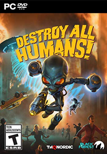 Destroy All Humans! Standard Edition – PC [Online Game Code]