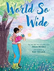 A celebration of a child's wonder-filled first experiences, and the love between parents and child, from a Pulitzer Prize–nominated, New York Times bestselling author and a talented illustrator.                       Somewhere...