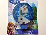 NEW Beautiful Olaf Night Light from Disneys Frozen Collection !