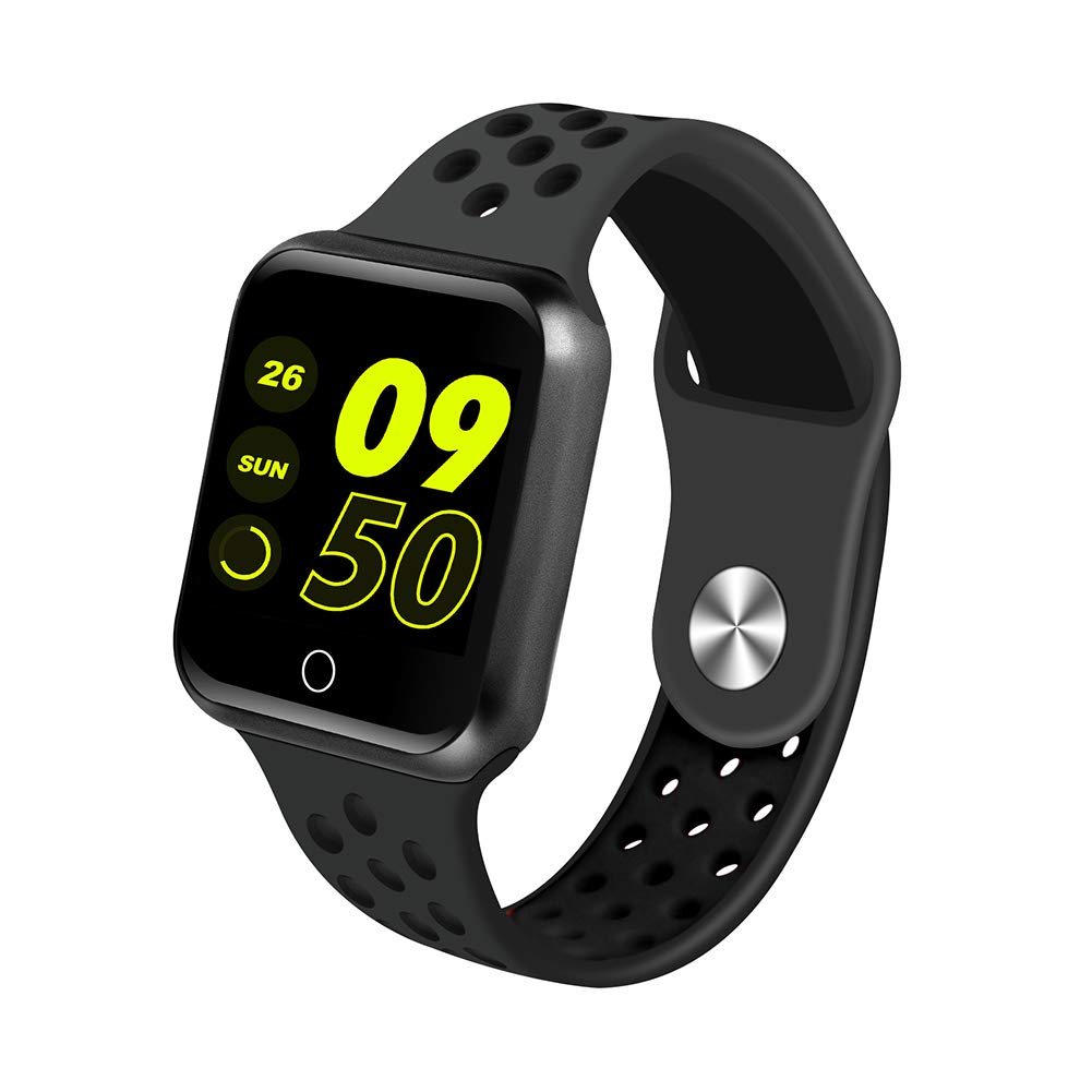 Amazon.com: Heart Rate Monitor Watch Multiple Colour ...