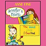 Jennifer's Diary & The Worst Child I Ever Had | Anne Fine