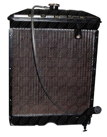DB Electrical 1106-6303 Ford/New Holland Radiator for C5NN8005AB, 83954997, E4NN10723AA by DB Electrical