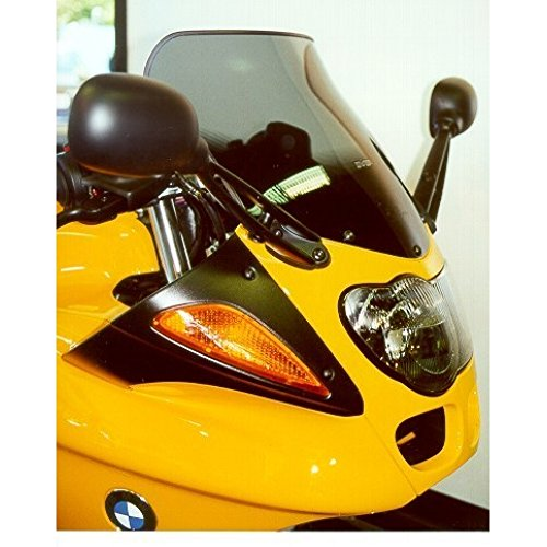Windshield Spoilerscreen Mra (MRA SpoilerScreen Windshield for BMW R1100S (SHADOW LINE BLACK))
