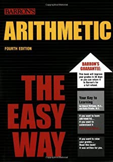 Math the easy way easy way series anthony prindle katie prindle arithmetic the easy way easy way series fandeluxe Gallery