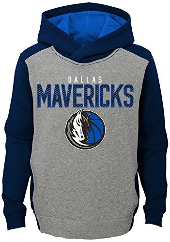 "NBA Kids & Youth Boys ""Fadeaway"" Pullover Hoodie Dallas Mave"