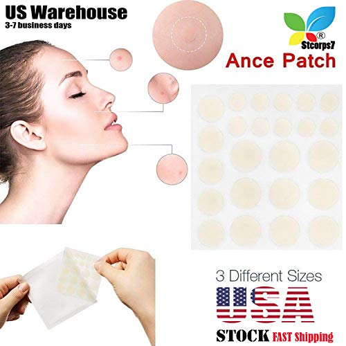 STCORPS7 24H ACNE & SKIN Tags Remover Set Pimple Master Patch Pimple Treatment (24 PCS)