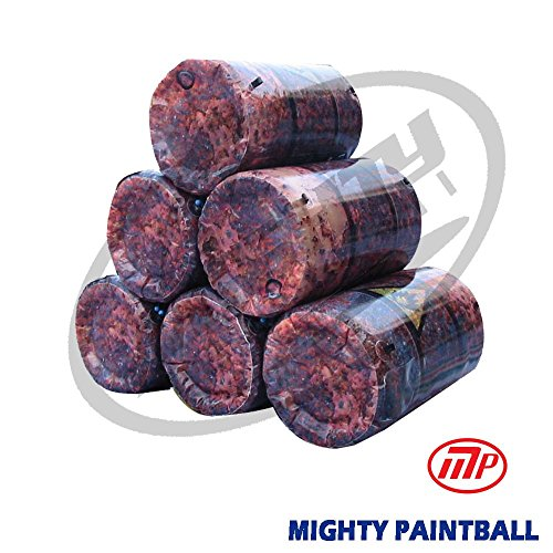MP Paintball Air Bunker - Oil Barrel 6 Stacked (MP-SB-10546) by MP - Mighty Products