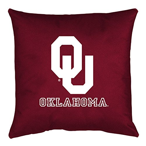 NCAA Oklahoma Sooners Locker Room Pillow