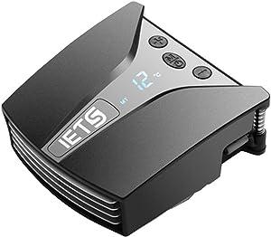 YCZM Laptop Vacuum Cooler with Fan Rapid Cooling, Auto-Temp Detection, 13 Wind Speed, Quiet Design