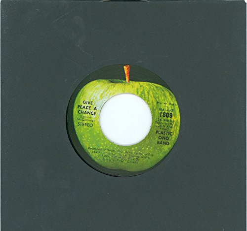 give peace a chance / remember love 45 rpm single