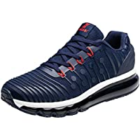 ONEMIX Air Cushion Running Shoes Men - Lightweight Casual Sports Athletic Cushioning Gym Sneakers