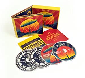 Celebration Day: Deluxe Edition (CD Digipak + Bonus Material) [2 CD + 2 DVD]