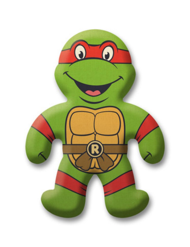 Amazon.com: flophouse Pancake almohadas – Las Tortugas Ninja ...