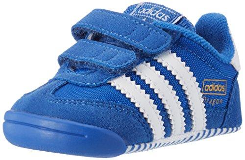 adidas Dragon L2w Crib, Zapatillas Unisex Niños, XX Azul (Blue/ftwr White/blue)