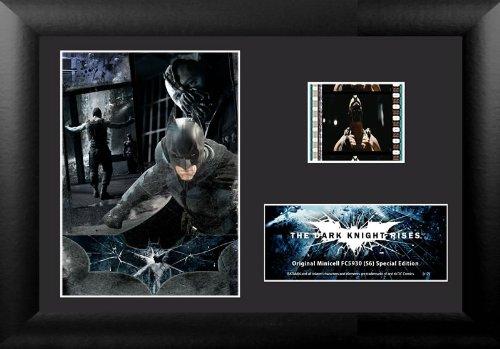 Warner Bros The Dark Knight Rises (Series 4) Mini Film Cell Presentation Dark Knight Rises Mini