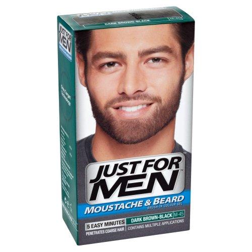 JUST FOR MEN Brush-In-Color-Gel Schwarzbraun 28.4 ml