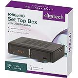 1080p HD Digital TV Set Top Box with USB Recording AU