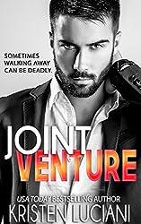 Joint Venture: Bad Boy Lawyer Romantic Suspense (The Venture Series Book 4)