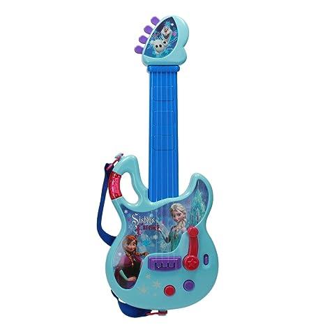 Disney Frozen Juguete Musical Claudio Reig 5385: Amazon.es: Juguetes y juegos