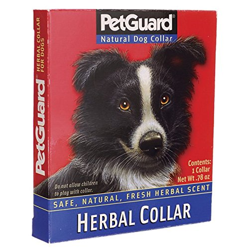 PetGuard Herbal Collar for Dogs from PetGuard