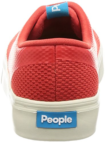 Gente Bambini Stanley Bambino Sneaker Supremo Rosso / Picchetto Bianco