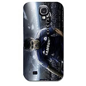 Chelsea FC Diego Costa Fabulous Design Pattern 3D Plastic Case For Samsung Galaxy S4 I9500