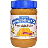 Peanut Butter & Co Peanut Butter Pumpkin Spice 16 Ounce Jar