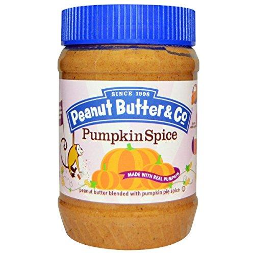 Peanut Butter & Co Peanut Butter Pumpkin Spice 16 Ounce Jar