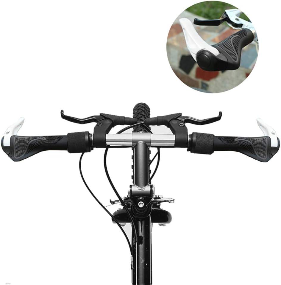 ZZM Agarre de Cuerno de Bicicleta de montaña en el Manillar de ...