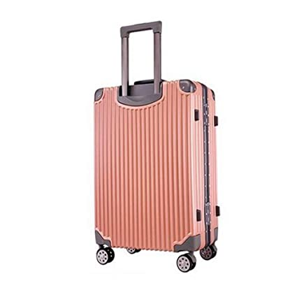 eb9bf7bd9232 Amazon.com: Ultra Lightweight Abs Hard Case Suitcase - Cabin Baggage ...