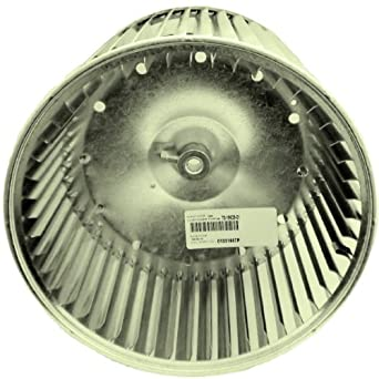 """Rheem Ruud 70-18625-03 Replacement Squirrel Cage Blower Wheel 10/"""" x 9/"""" CW"""