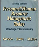 Personnel Human Resource Management Today, Schneier, Craig E. and Beatty, Richard W., 0201057948