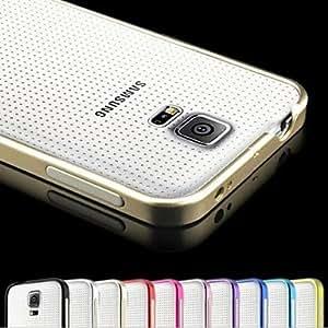 SHOUJIKE BIG D Aluminium Alloy Protector Bumper for Samsung Galaxy Note 3(Assorted Colors) , Blue