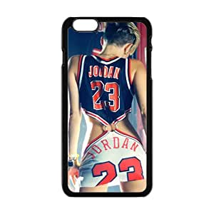 Jordan 23 Brand New And Custom Hard Case Cover Protector For Iphone 6 Plus