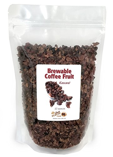 Cascara Brewable Coffee Fruit (12 ounces)