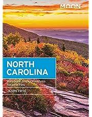 Moon North Carolina: With Great Smoky Mountains National Park