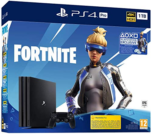 Sony - Consola PS4 Pro 1TB + Fortnite (Android): Sony ...