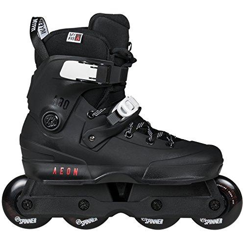 強度人質加速度USD Aeon 80 スケート靴 M10-10.5 / W11-11.5 (43-44)