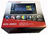Pioneer AVH-200EX Multimedia DVD Receiver with 6.2'' WVGA Display, and Built-in Bluetooth®