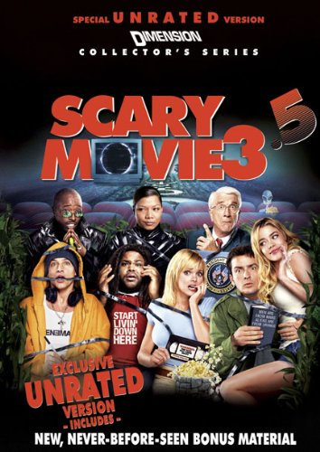 Scary Movie 3.5 - Special Unrated Version (Dimension Collector's - Marlon Moose