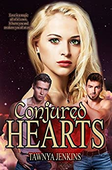 Conjured Hearts by [Jenkins, Tawnya]