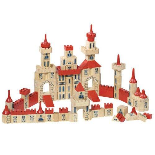 Schlossbaukasten Gollnest /& Kiesel Toys Pure WB505