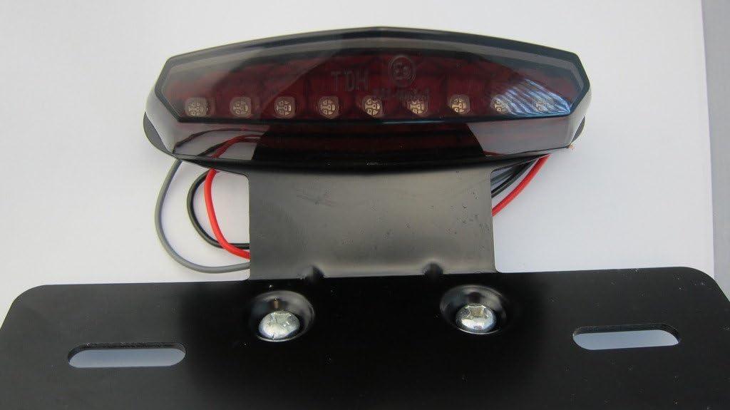 ONWAY Dongfang Multifunctional Tail Light Motorcycle W//Brake Lights Plate Lights Bracket